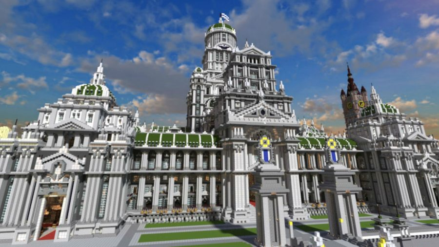 Minecraft maps - Imperial City