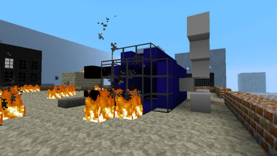 Карты Minecraft - Mine 4 Dead