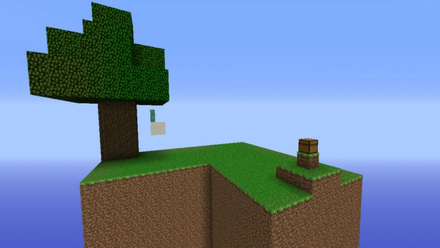 Minecraft maps - Skyblock