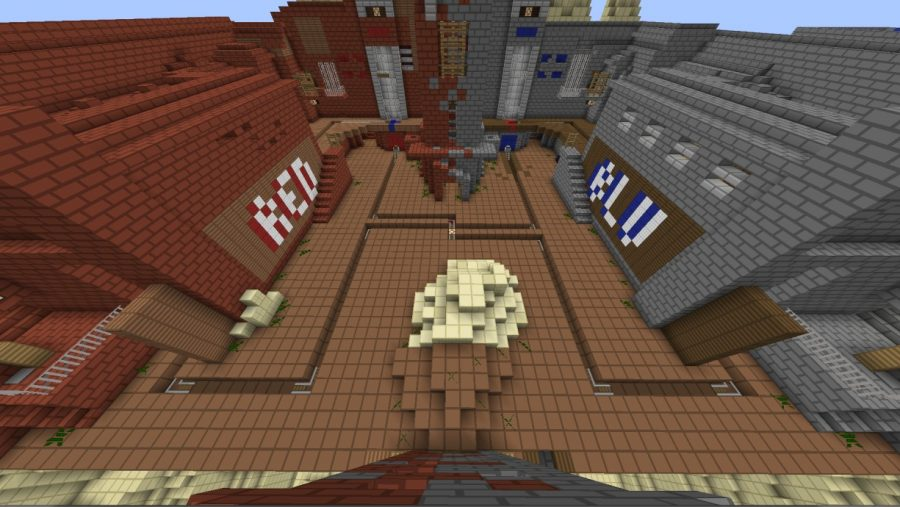 Minecraft maps - Team Fortress 2 in Minecraft