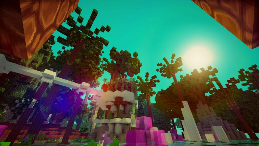 Minecraft maps - Teramia