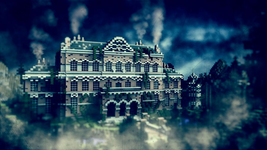 Minecraft maps - The Asylum