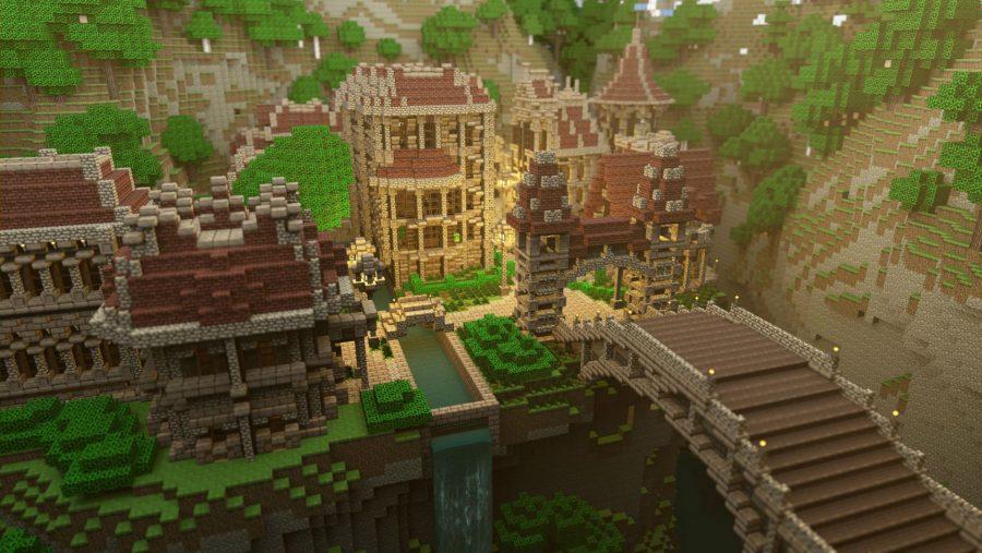 Карты Minecraft - Wrath of the Fallen