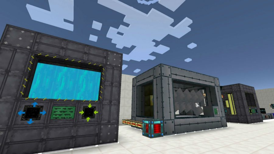 Minecraft mods - Big Reactors