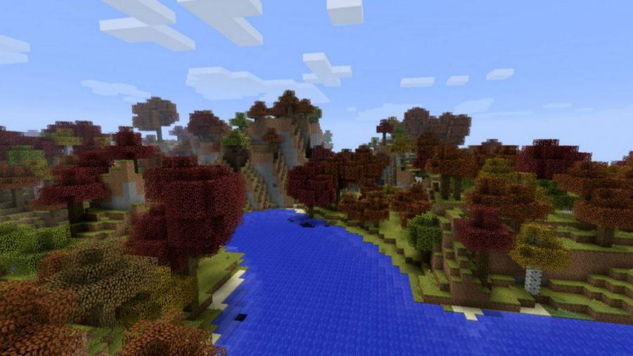 Minecraft mods - Biomes O'Plenty