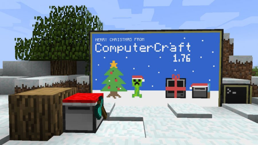 Minecraft mods - ComputerCraft
