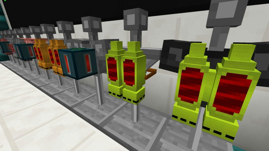 Minecraft mods - Simply Jetpacks