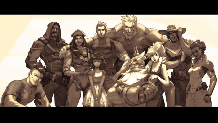 Overwatch new heroes Liao