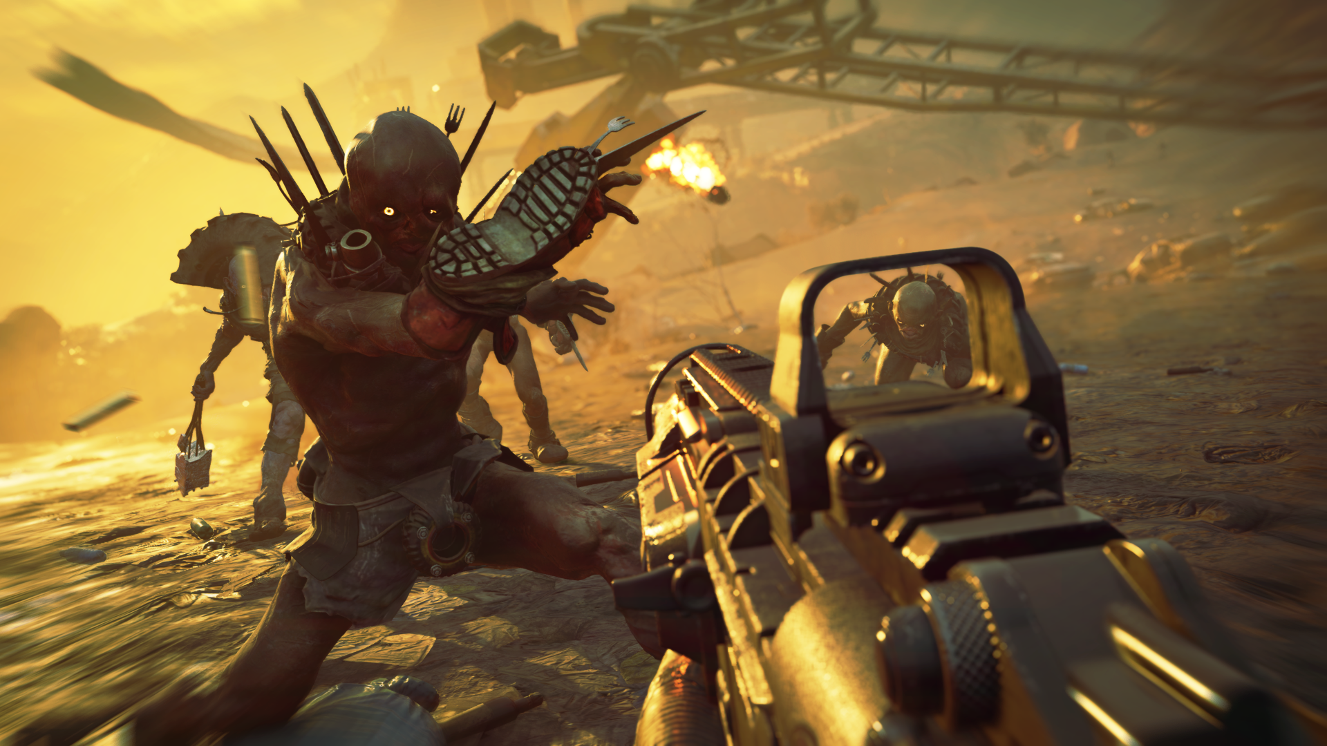 Rage 2 release date