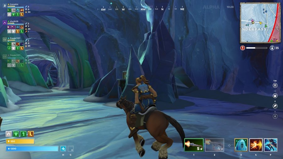Realm Royale mount