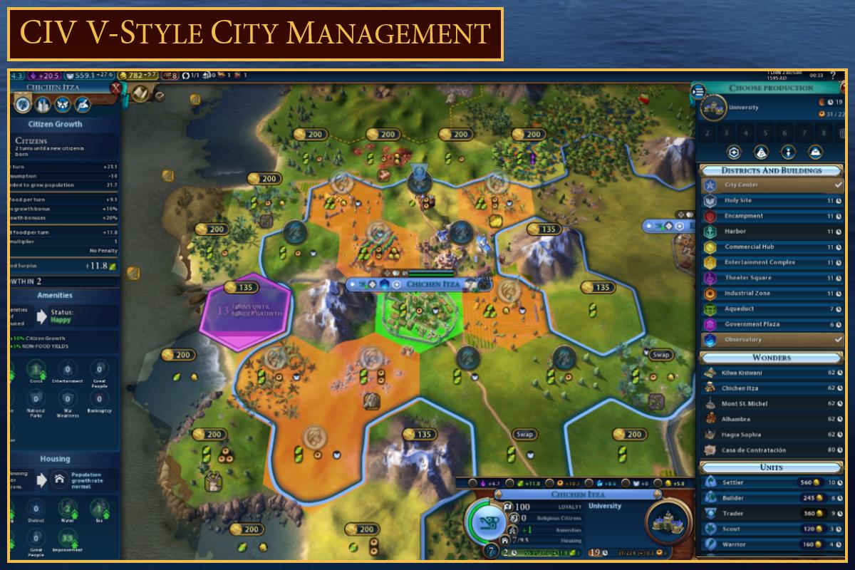 The Best Civilization 6 Mods | Kotaku Australia