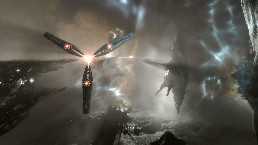 Los mejores MMO: Eve Online