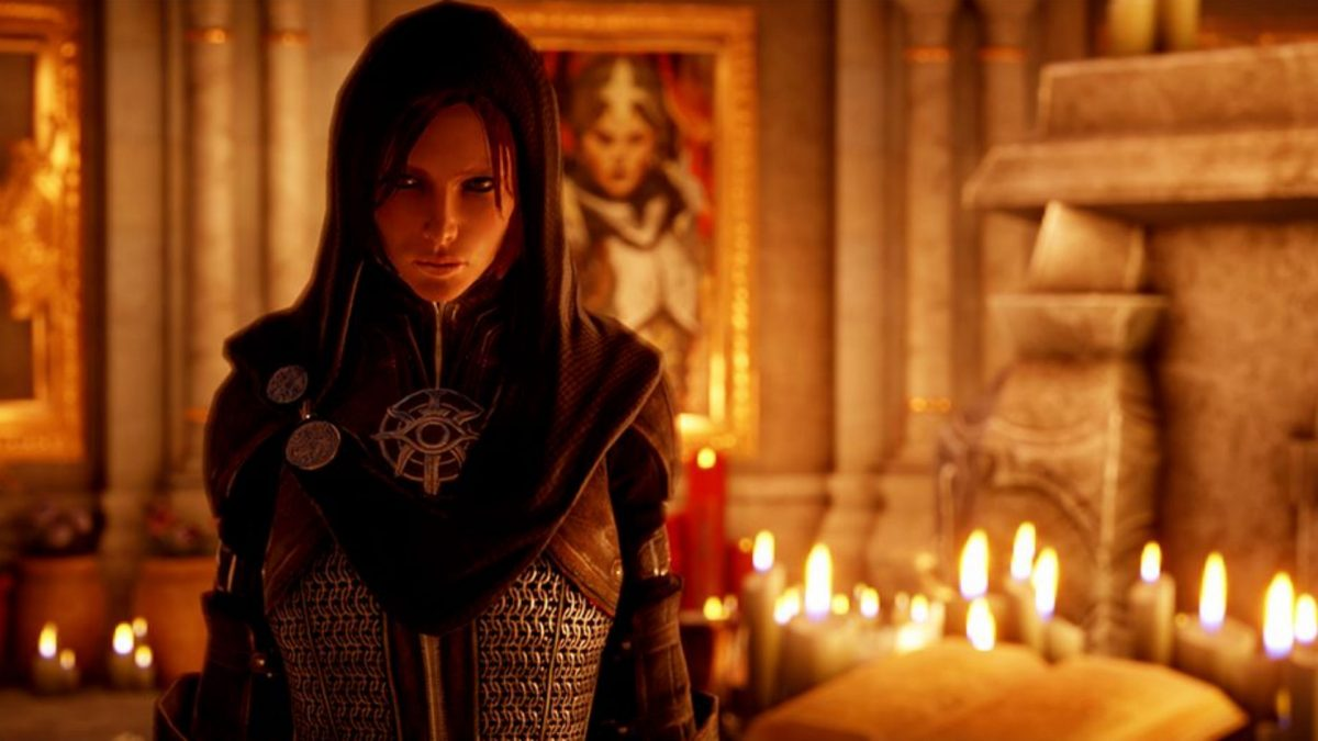 A collection of stories from Dragon Age 4's likely setting is coming next year