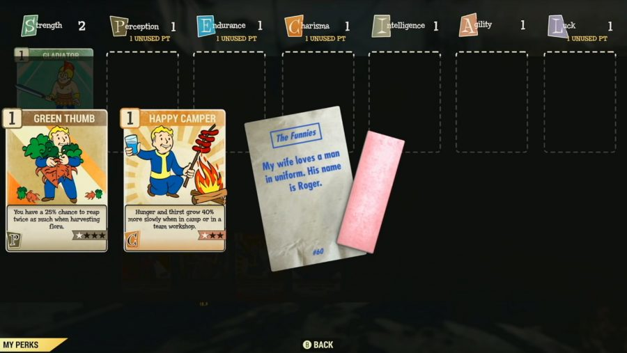 perception fallout 76 perks