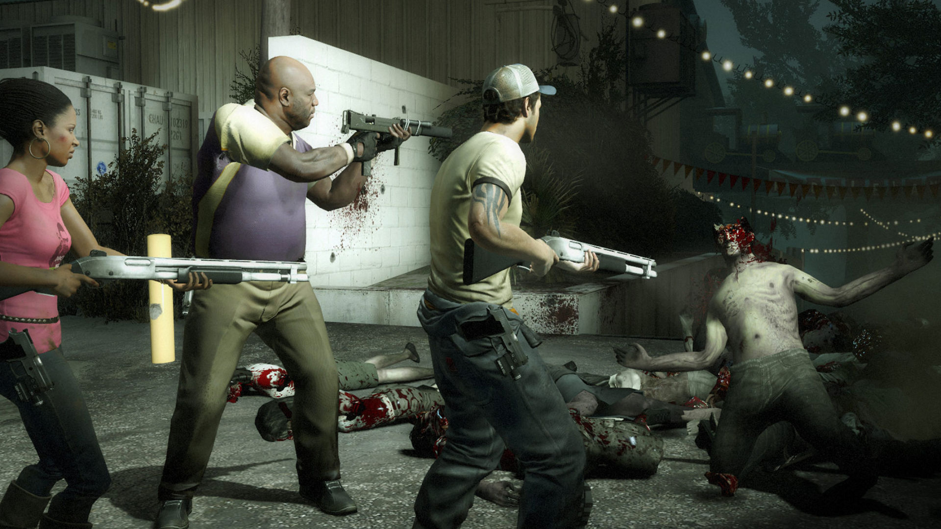 Here are 29 leaked screenshots from Left 4 Dead 3 | PCGamesN