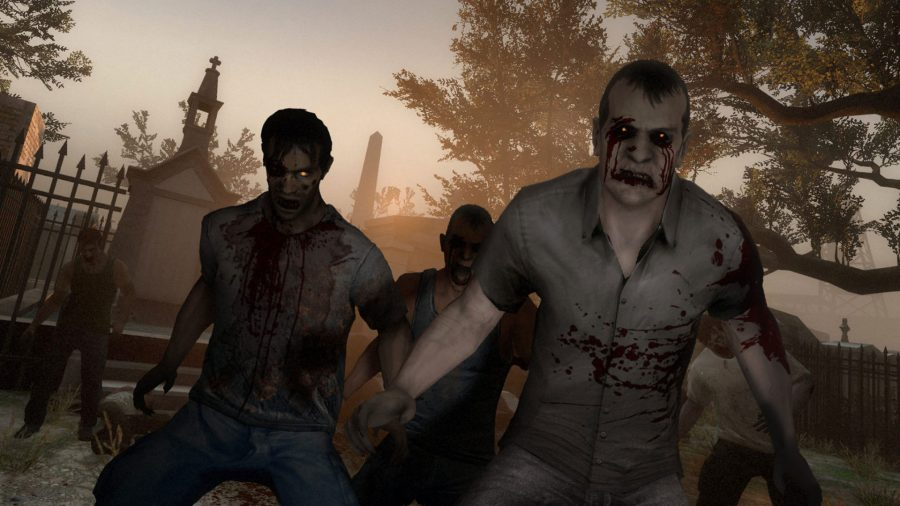 left 4 dead 3 characters