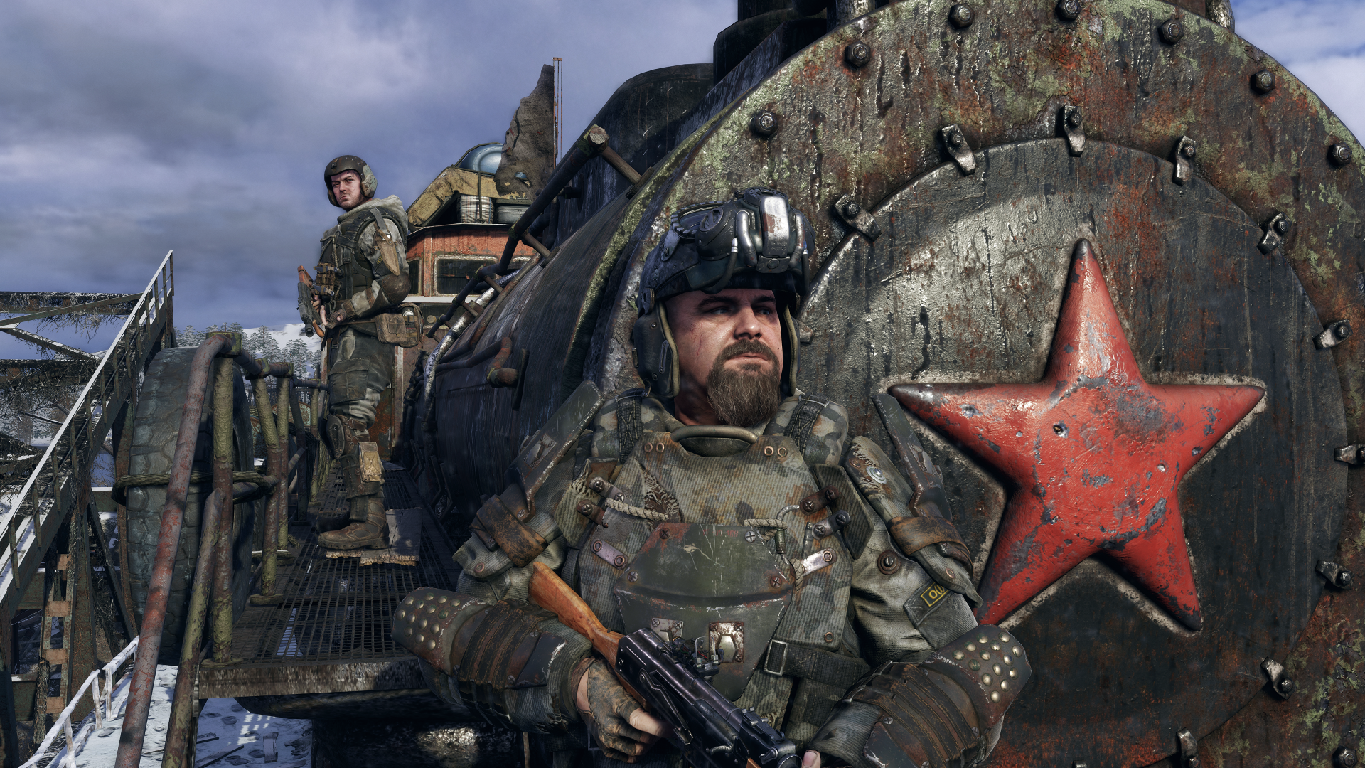 """Metro Exodus publisher says the Epic store is its """"leading digital platform"""" in unit sales"""