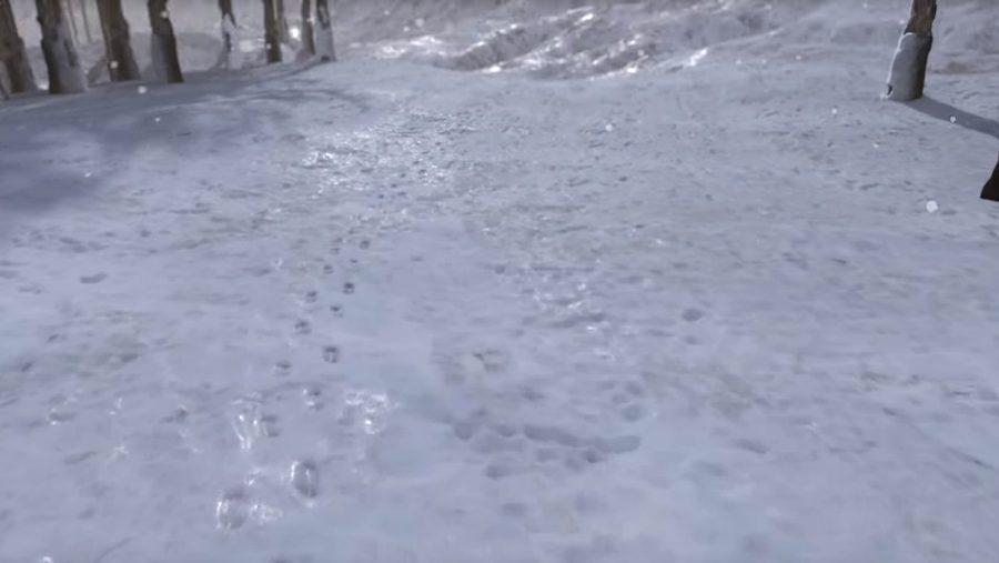 pubg new map snow tracks