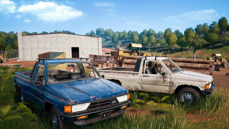 pubg new map vehicles