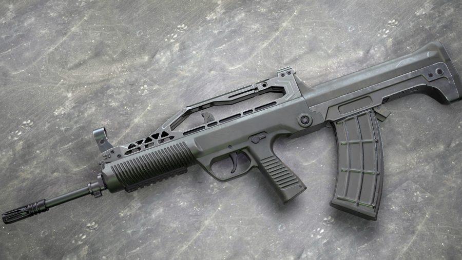 pubg sanhok weapons qbz