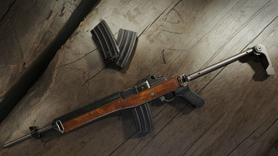 pubg weapons mini 14