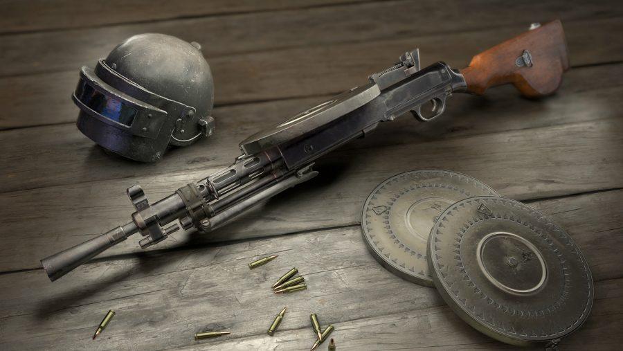 pubg weapons dp 28