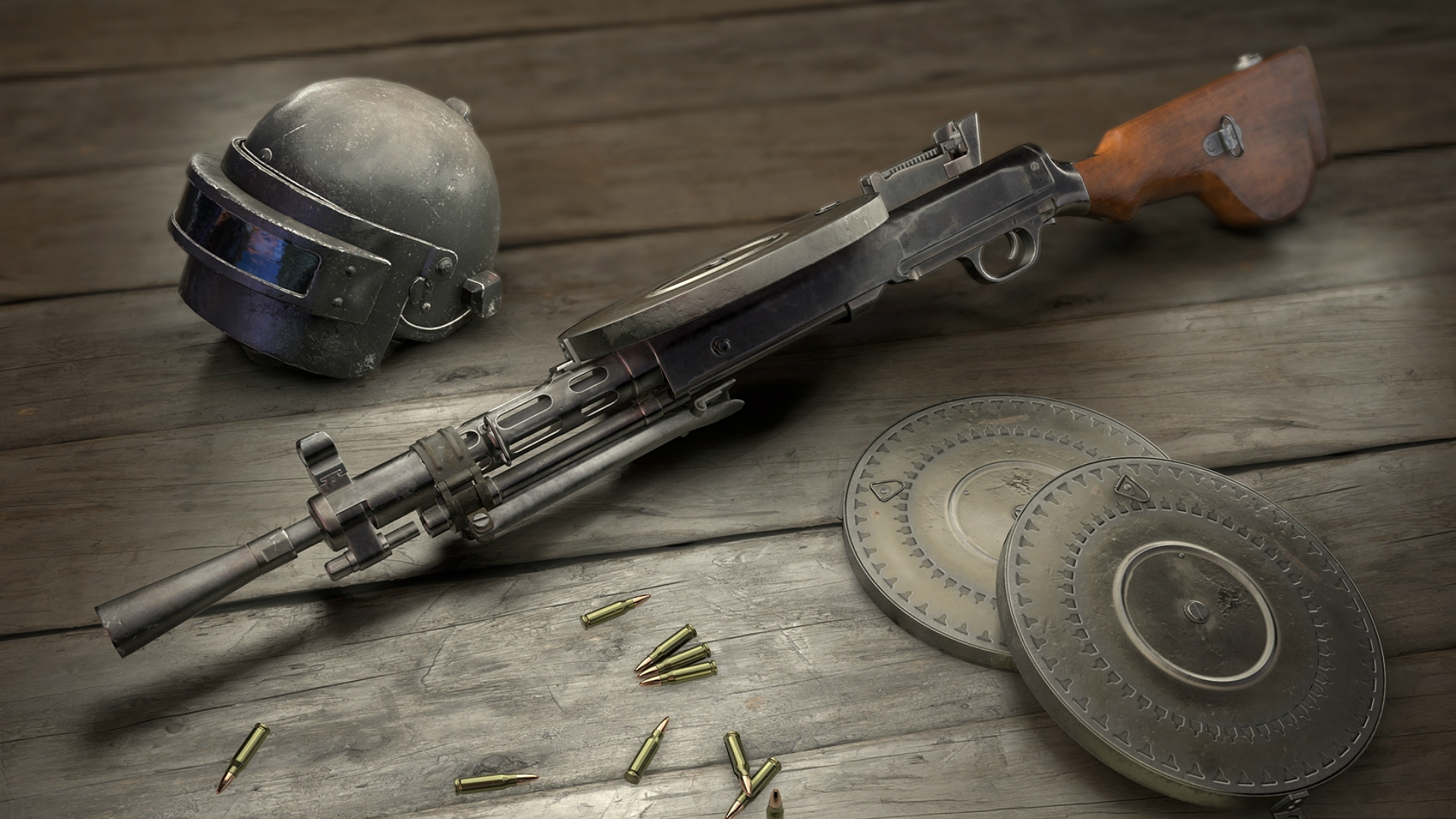 PUBG weapons guide: the best guns for getting a chicken dinner