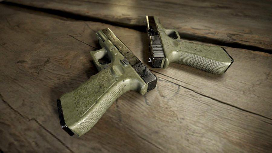 pubg weapons p18c