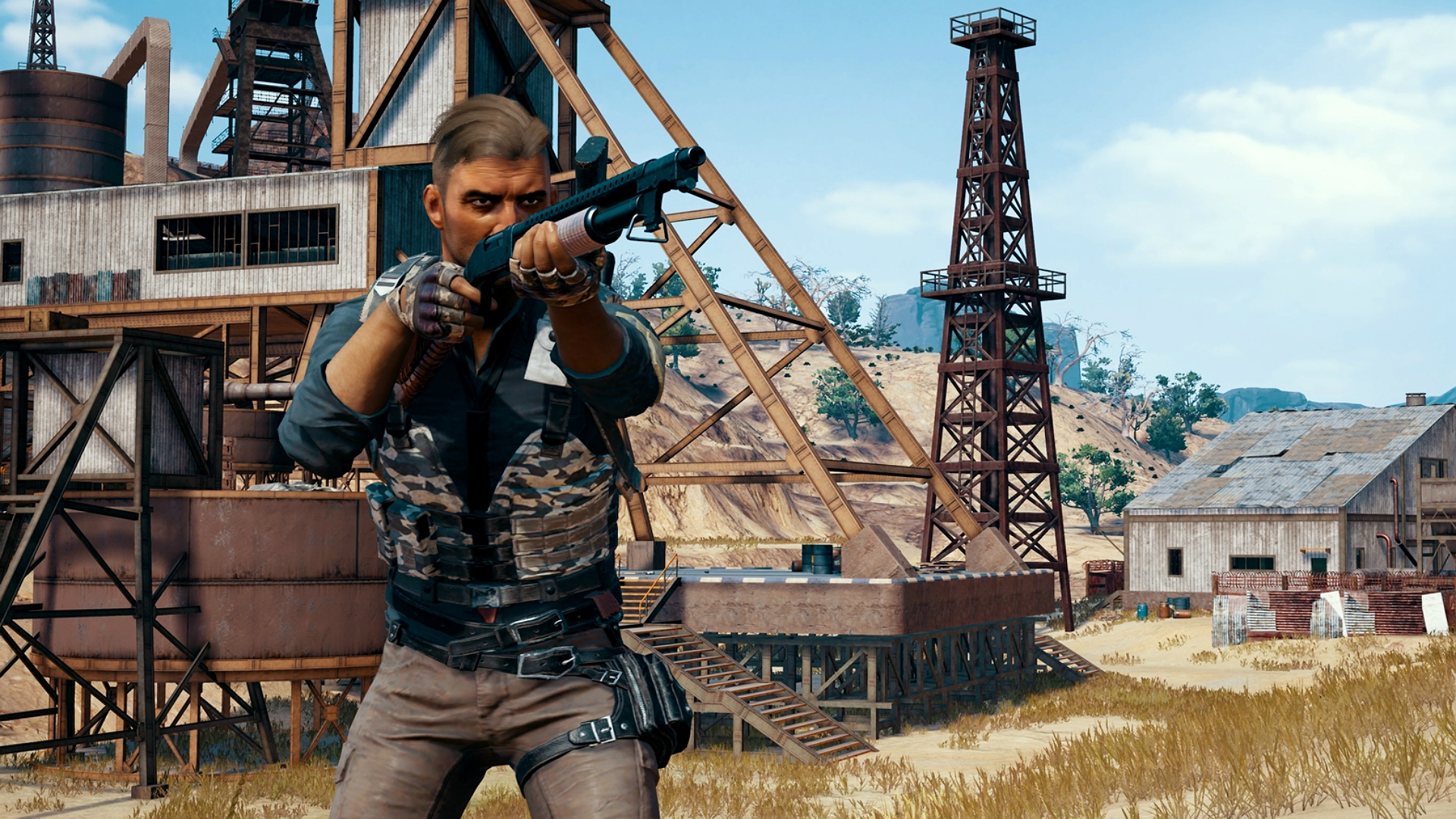Pubg Weapons Guide The Best Guns For Getting A Chicken