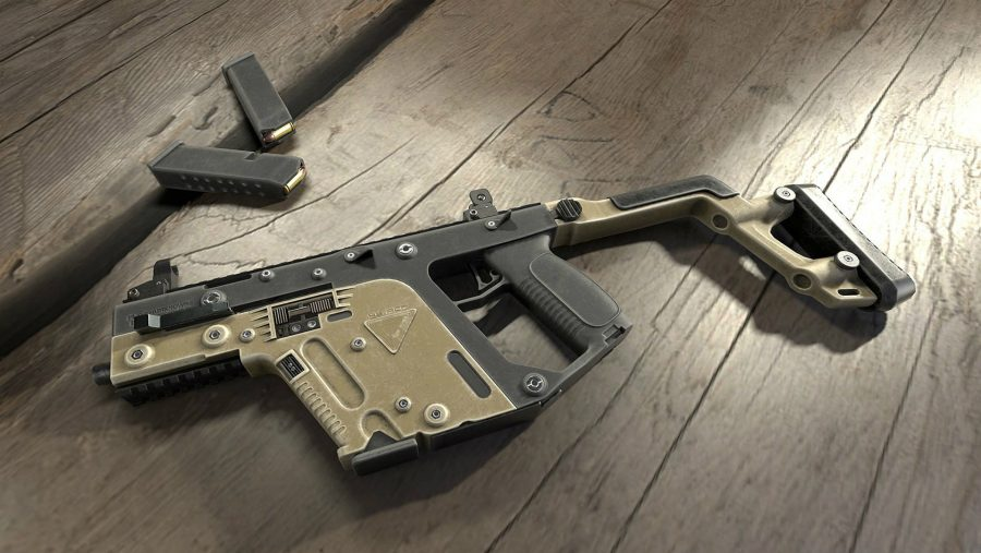 pubg weapons vector