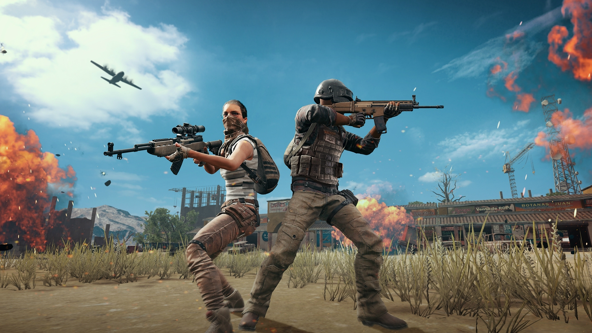 What You Can Learn From The Team Behind Pubg: PUBG Weapons Guide: The Best Guns For Getting A Chicken