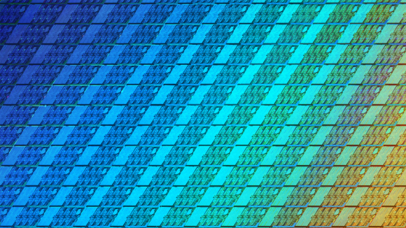 8th Gen Intel Core S-series 14nm Wafer