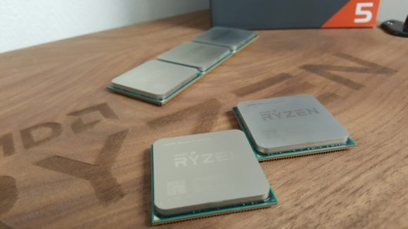 AMD Ryzen CPU family