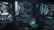 Asus Z370 motherboards