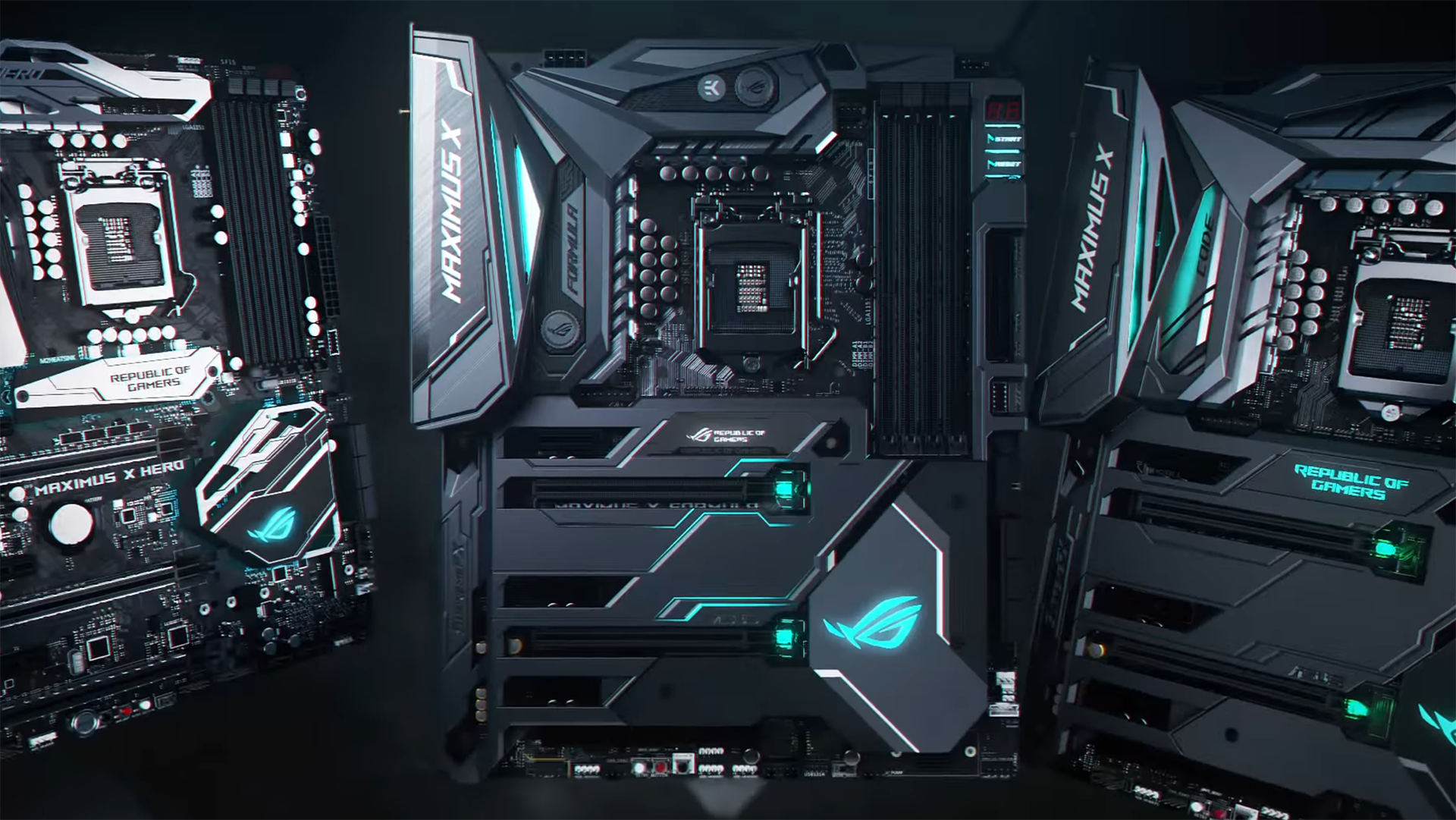 Z370 motherboards axed – Asus accidentally lets slip details