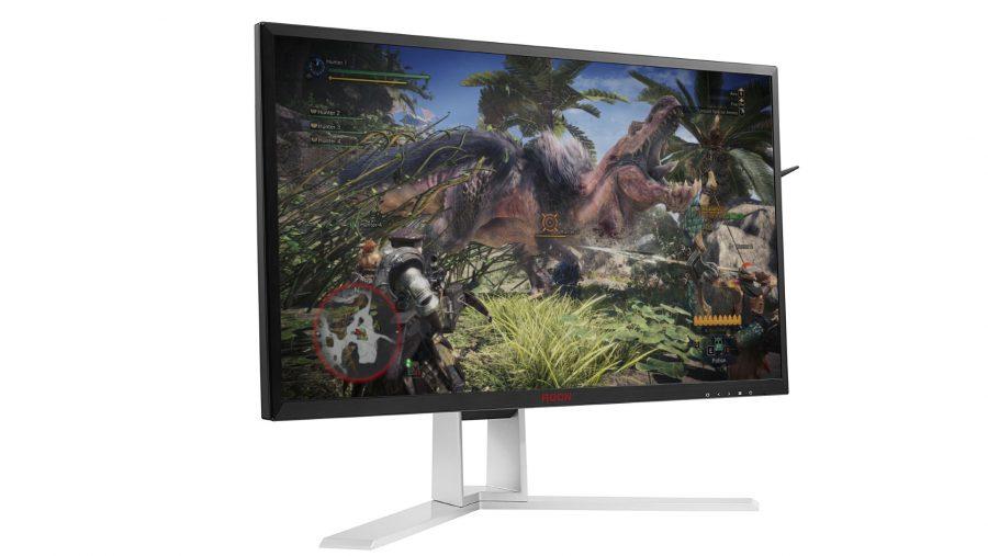 Best 4K monitor runner-up - AOC AGON AG271UG