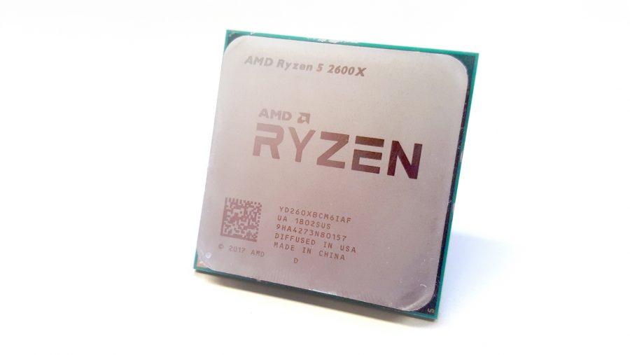 Best CPU for gaming runner-up - AMD Ryzen 5 2600X