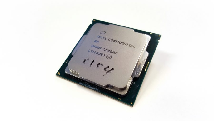 Best CPU for gaming runner-up - Intel Core i5 8600K