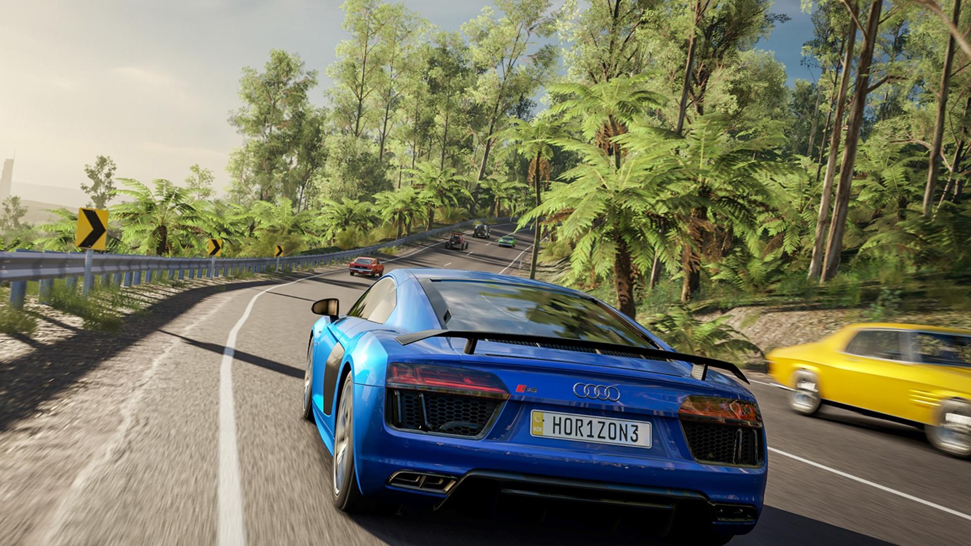 Forza Horizon  Xbox  Car List