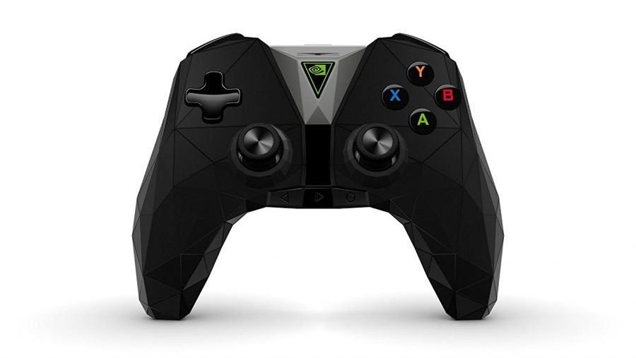 Best PC controller runner-up - Nvidia Shield controller