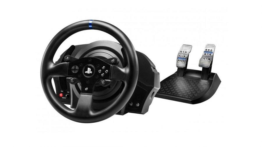 Best PC steering wheel runner-up - Thrustmaster T300RS