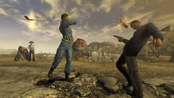 Best RPGs on PC - Fallout New Vegas