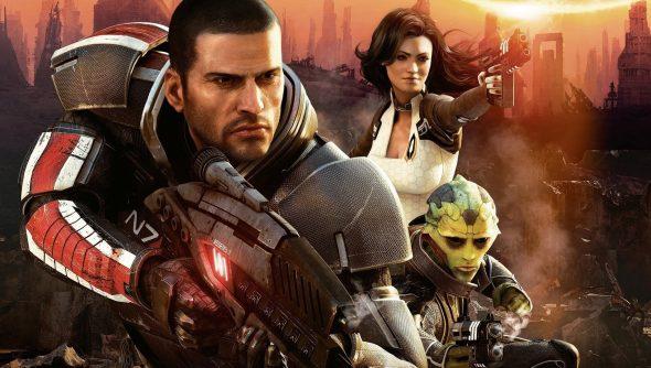 Best RPGs on PC - Mass Effect 2