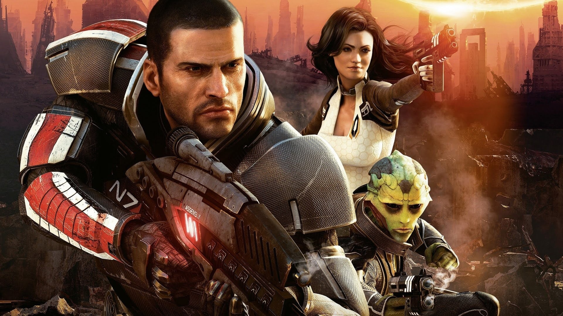 Best RPGs on PC Mass Effect 2.'