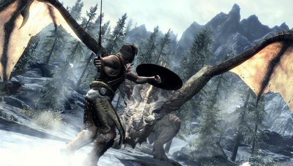 Best RPGs on PC - Skyrim