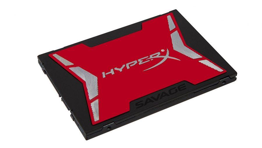 Best cheap SSD runner-up - HyperX Savage 240GB