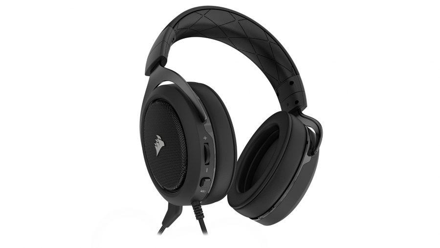 Best cheap gaming headset - Corsair HS50