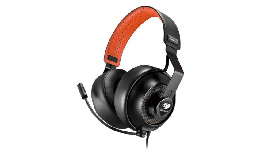 Best cheap gaming headset runner-up - Cougar Phontum
