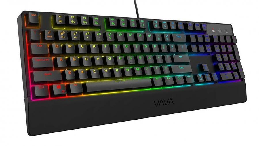Best cheap gaming keyboard runner-up - Vava Gaming Keyboard