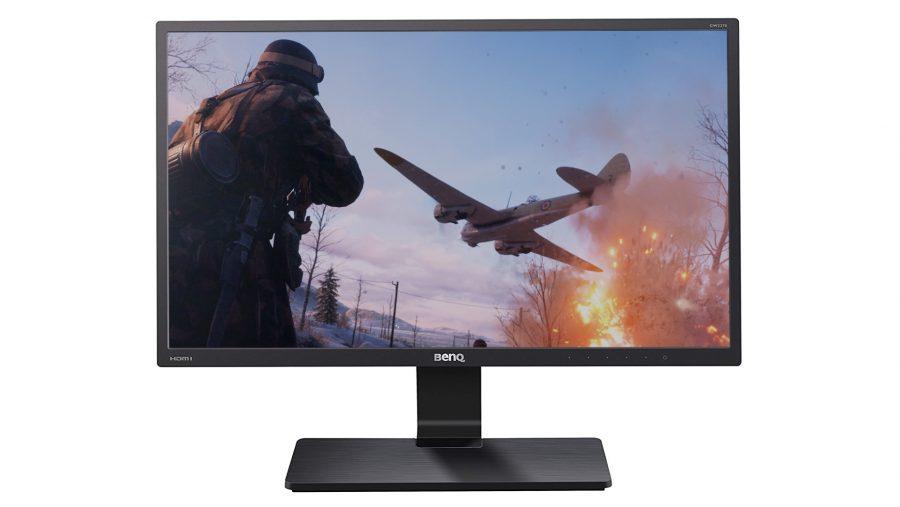 Best cheap gaming monitor - BenQ GW2270H